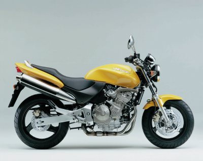 The 1999 Honda Hornet CB600F