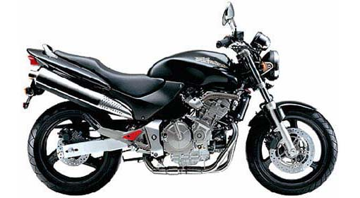 The 2000 Honda Hornet CB600F